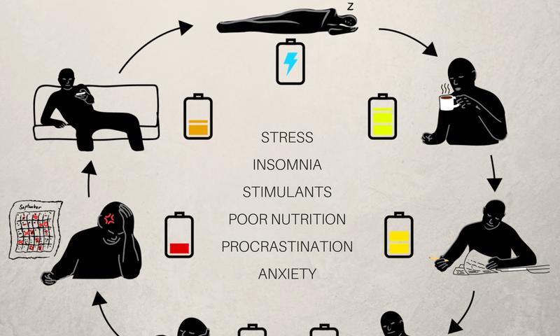 Deep Root Medicine, fatigue, exhaustion, stress, depression